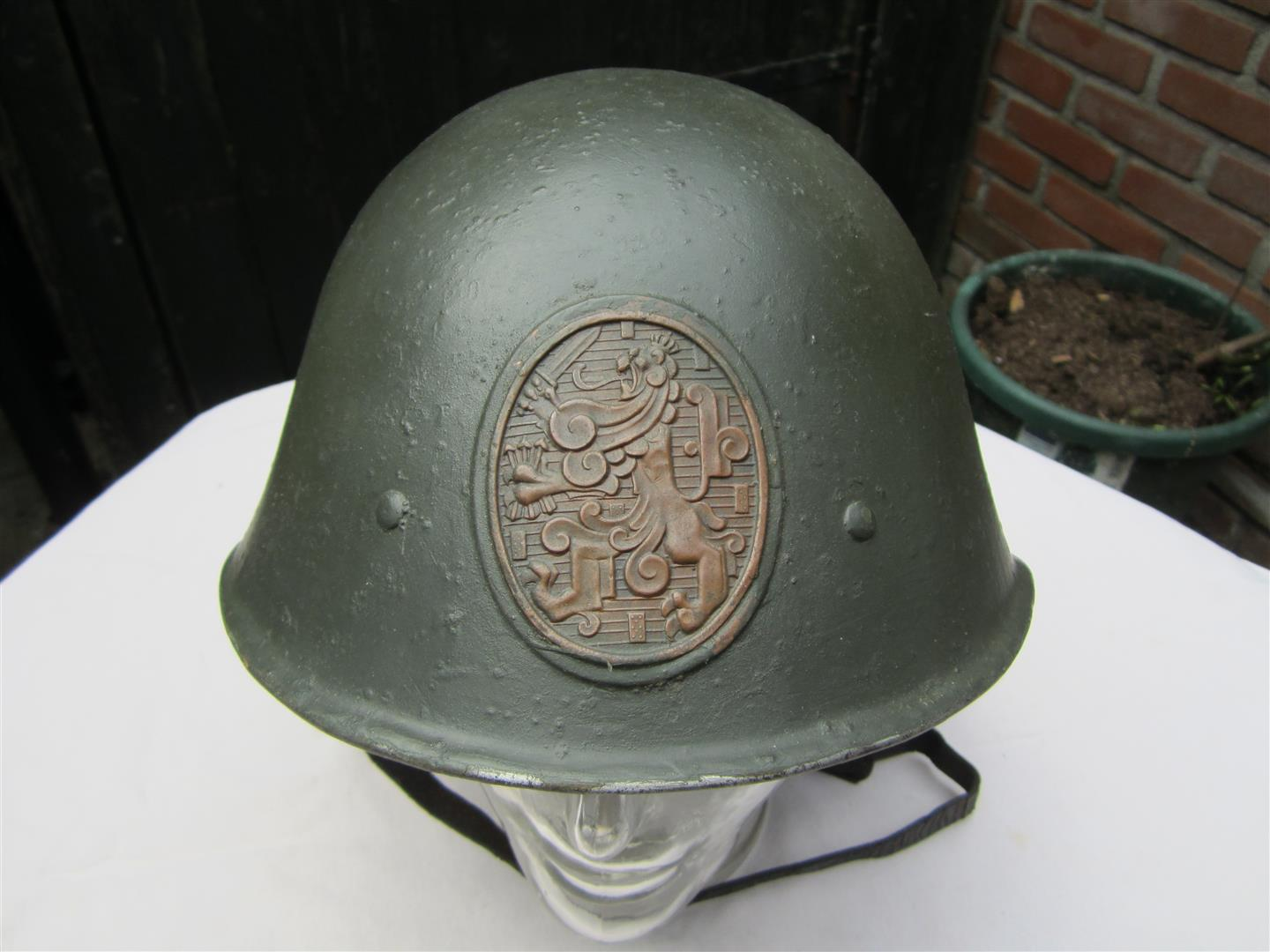 WW2 M34 Dutch Helmet