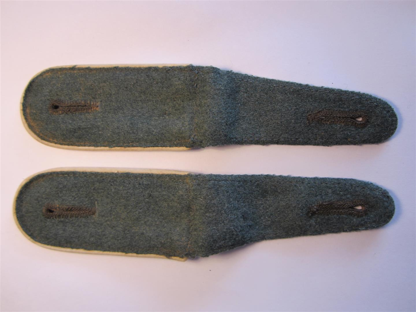 WW2 German WH Infantry Sholder Boards