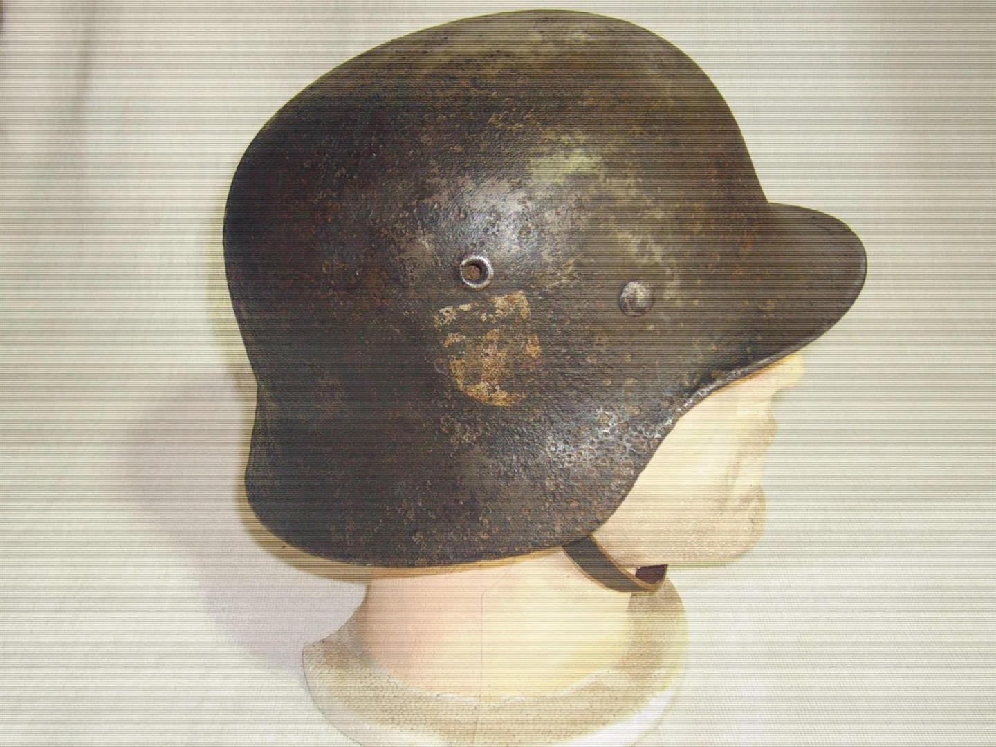 WW2 German M40 SD SS Helmet