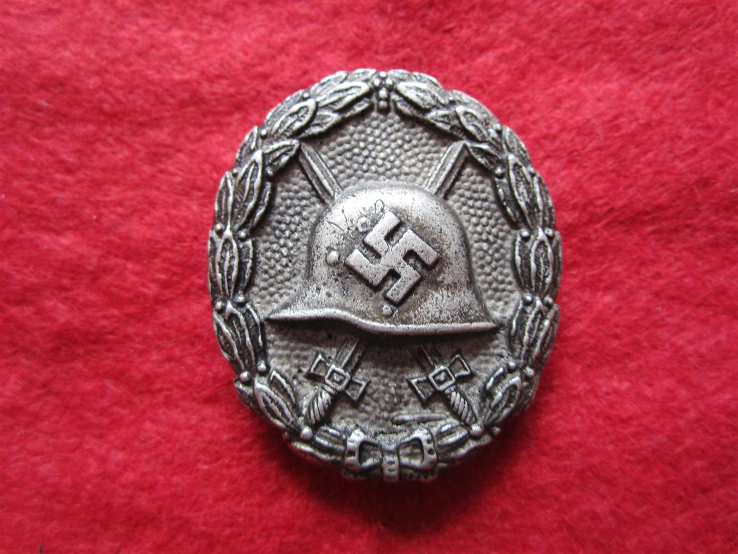 German Spanish Civil War Wound Badge