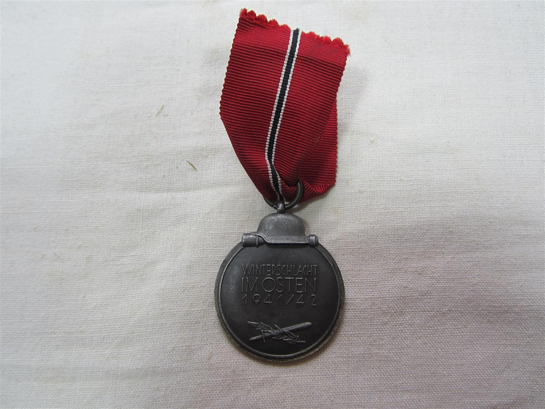 captain jacks militaria ww2 german ost front medal