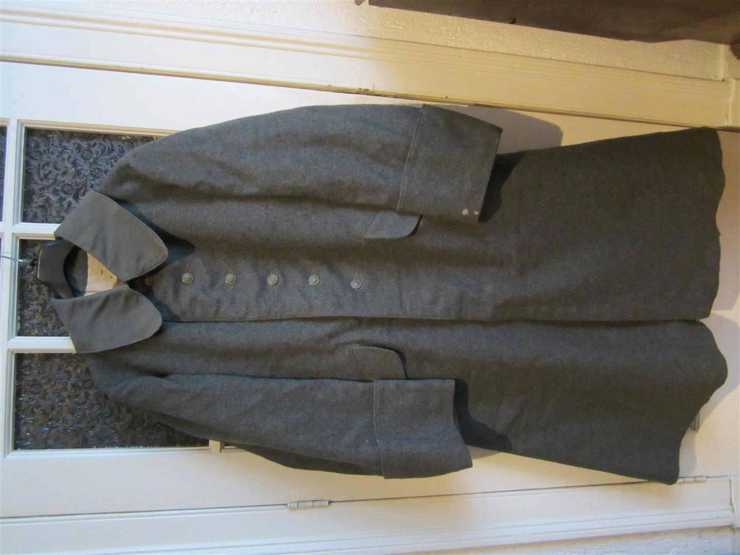 WW1 German Army Greatcoat