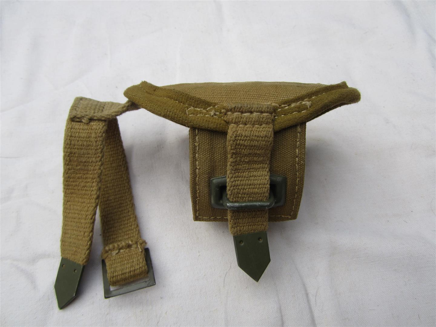 WW2 Mauser K98 DAK Tropical Breech Cover