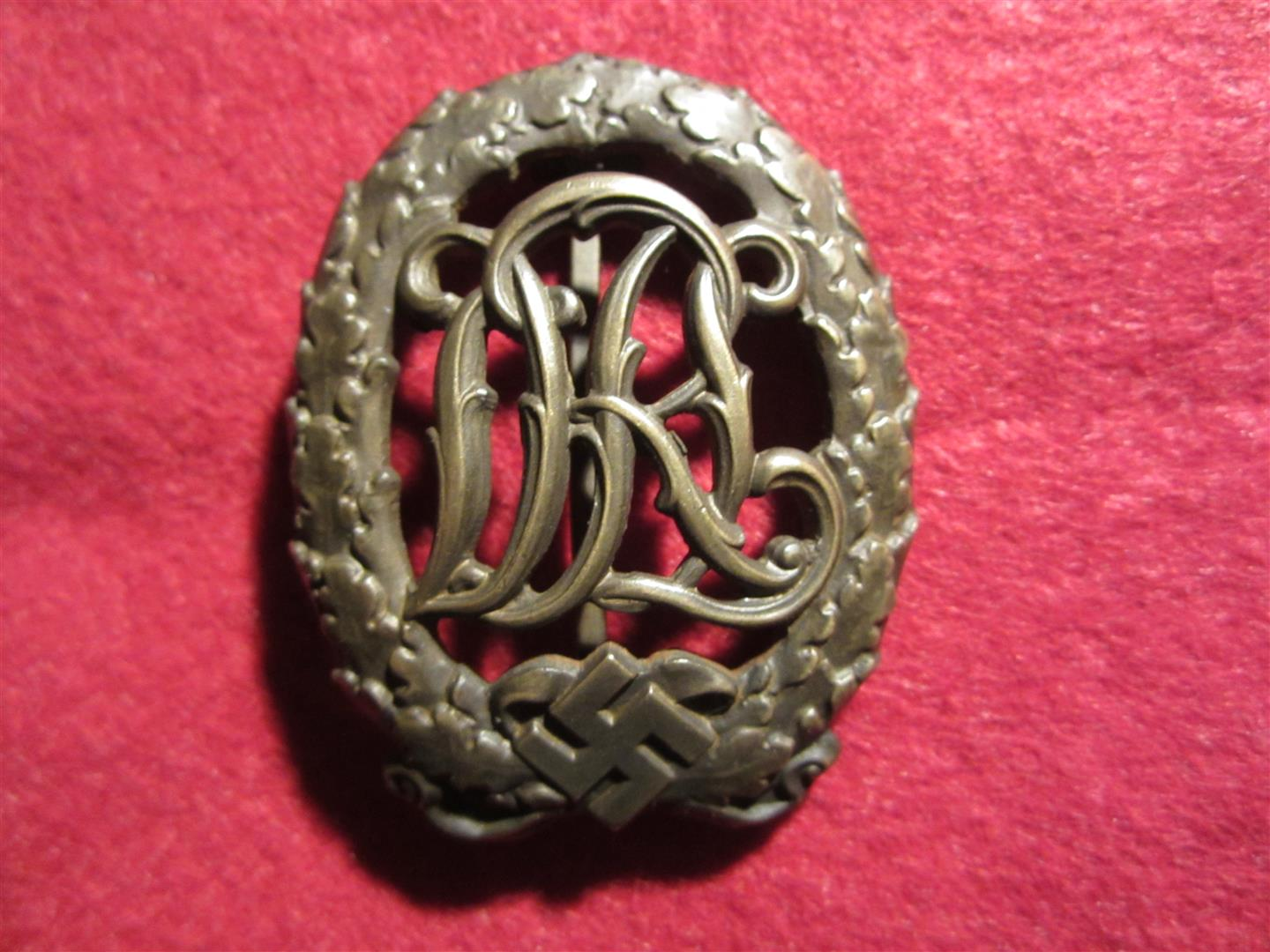 WW2 German DRL Sports Badge Bronze