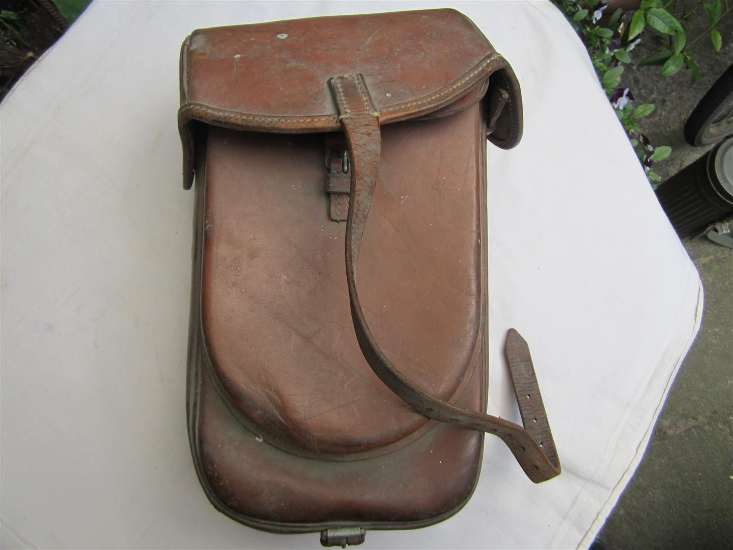 WW2 WH Cavalry Saddle Bag