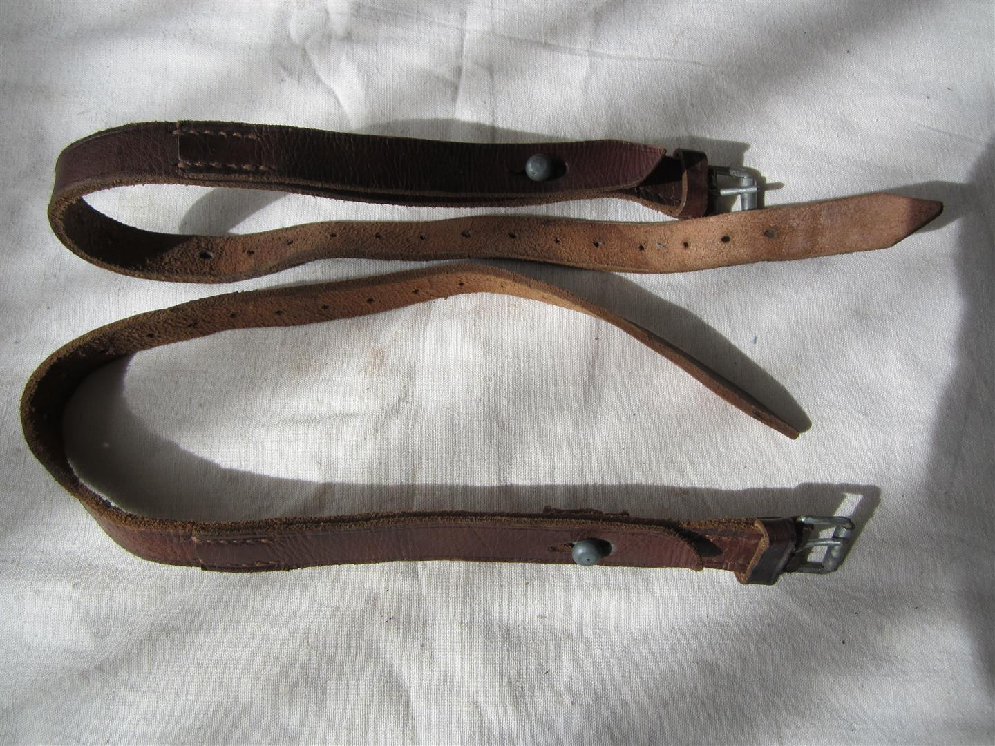 WW2 WL Equipment Straps