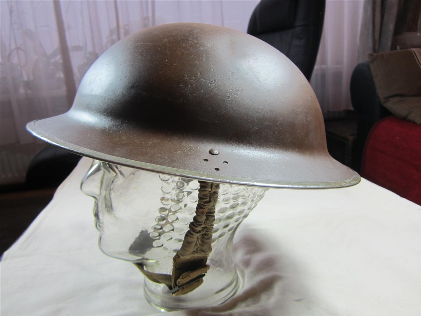 WW2 British Helmet 1940
