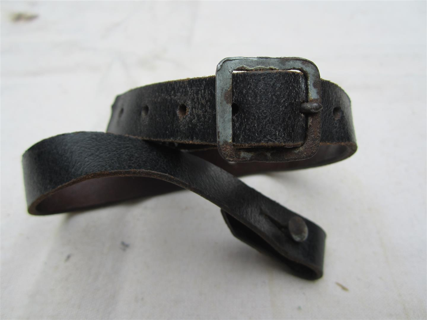 WW2 WH Helmet Chinstrap - Original