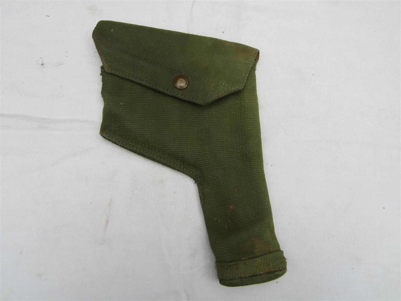 Captain Jacks Militaria - WW2 British Webley Revolver Holster