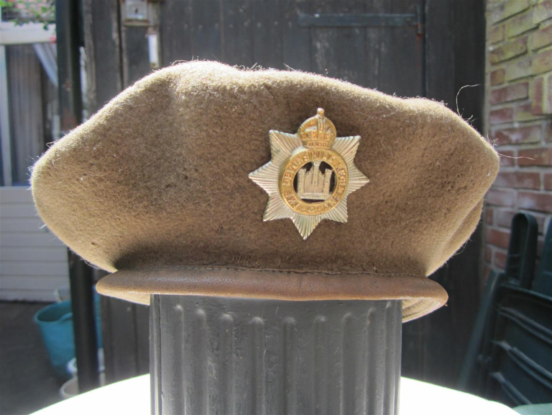 British Side Cap