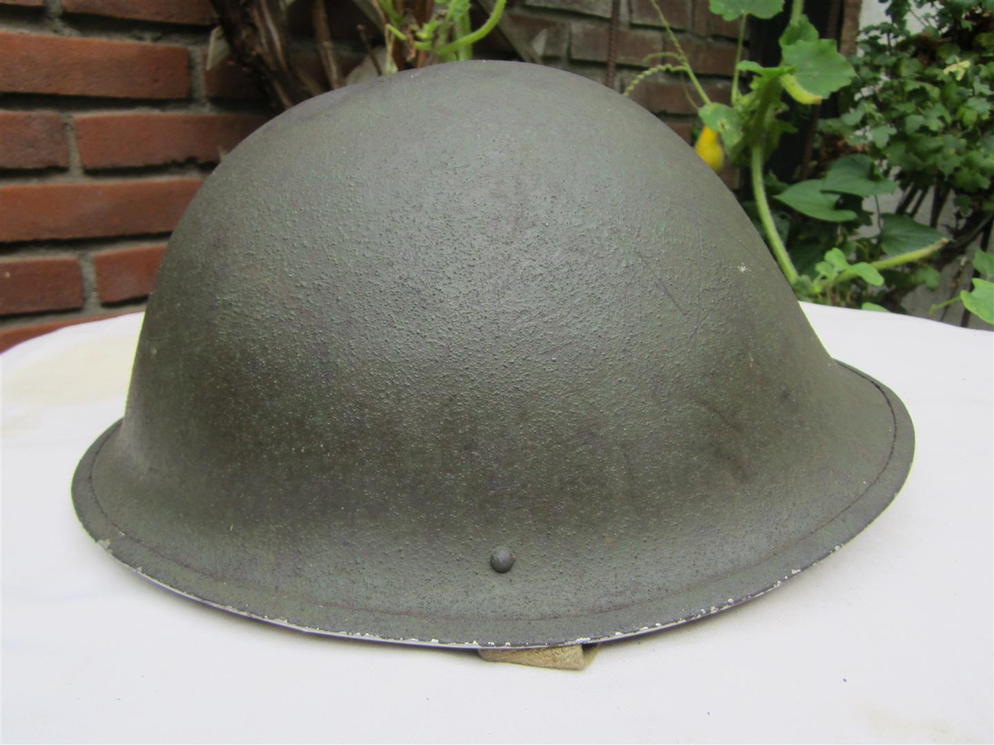 WW2 British MK4 Turtle Helmet
