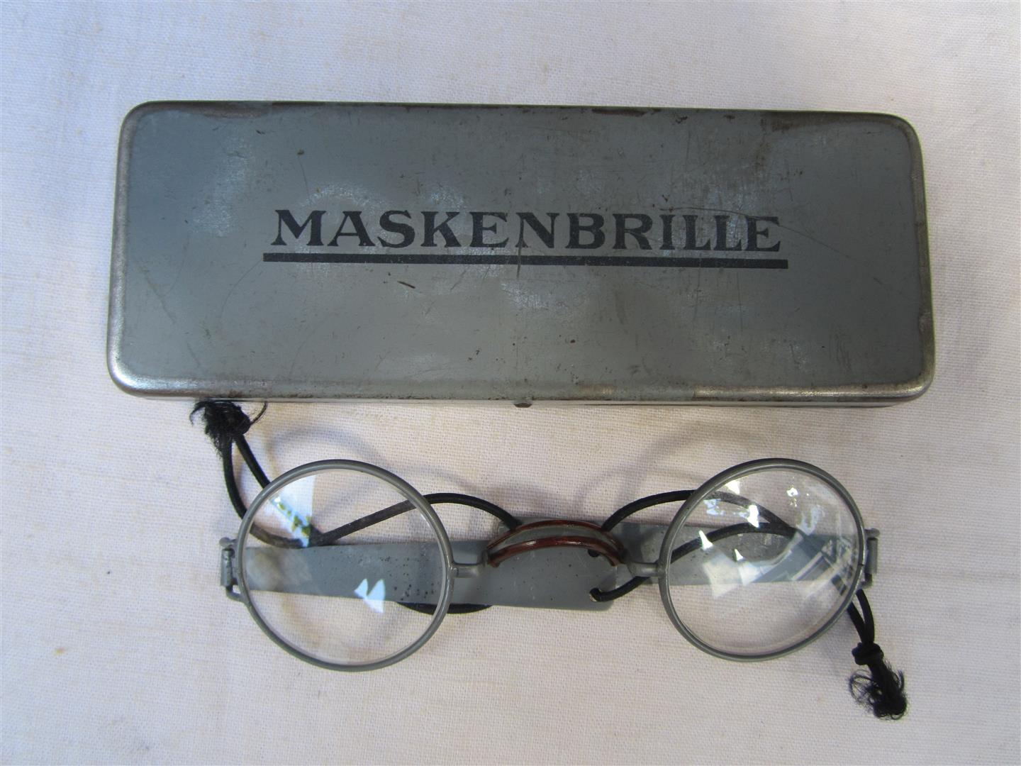 WW2 German Maskenbrille