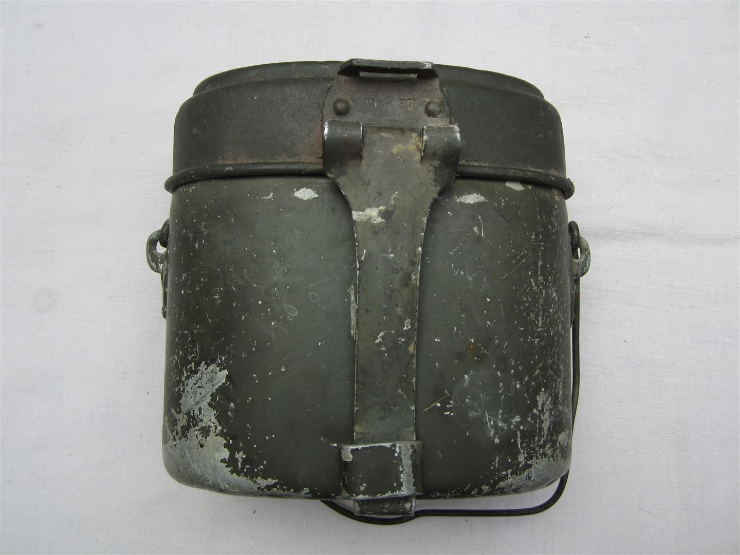 WW2 German Aluminium Messtin