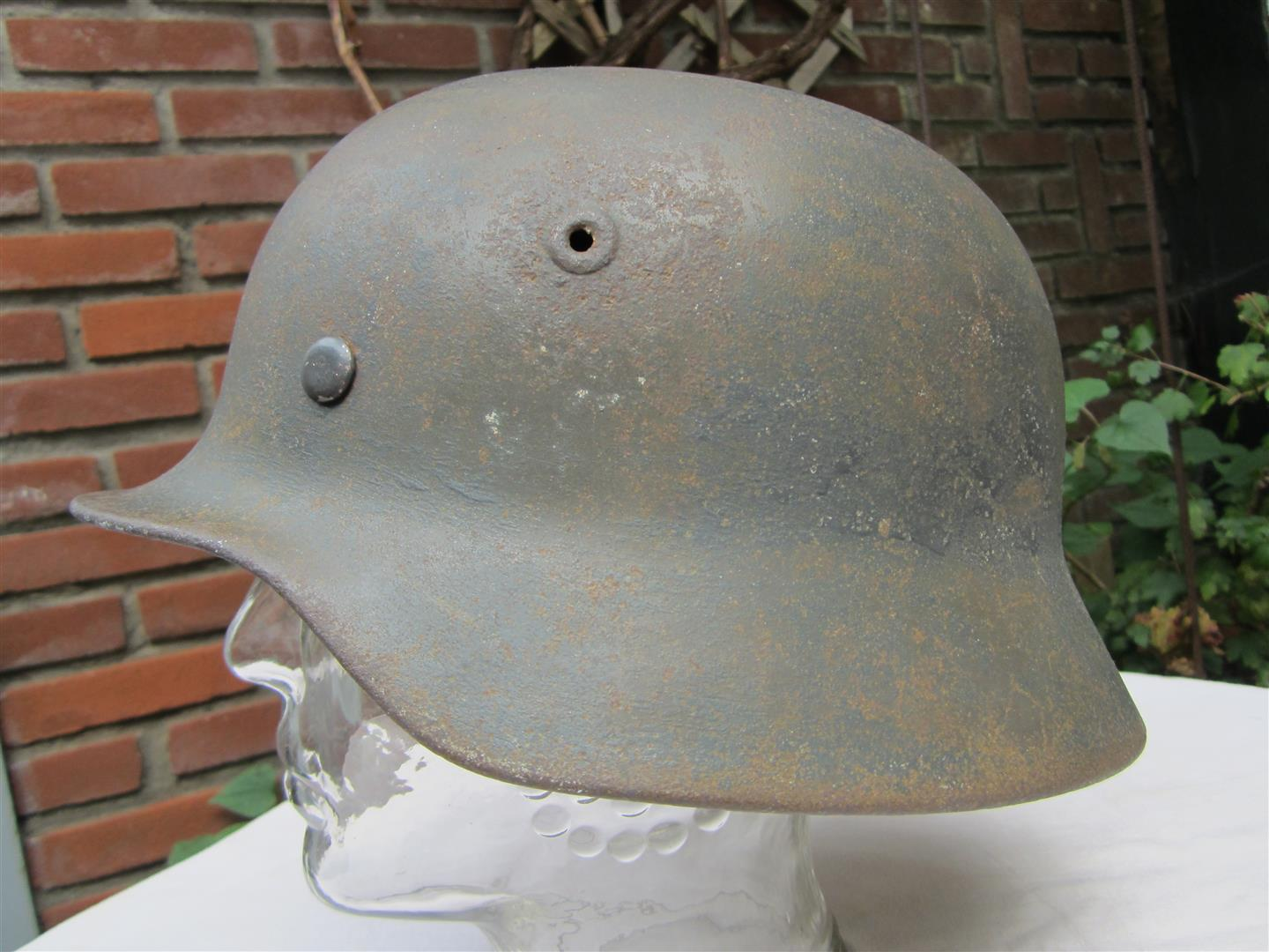 WW2 German M40 WH Helmet