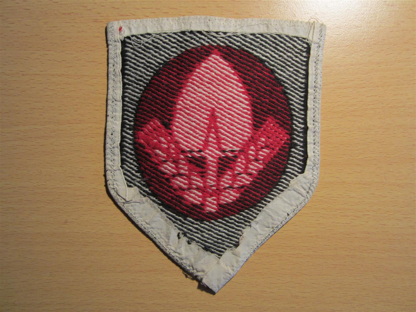 WW2 German R.A.D. Sports Vest Emblem