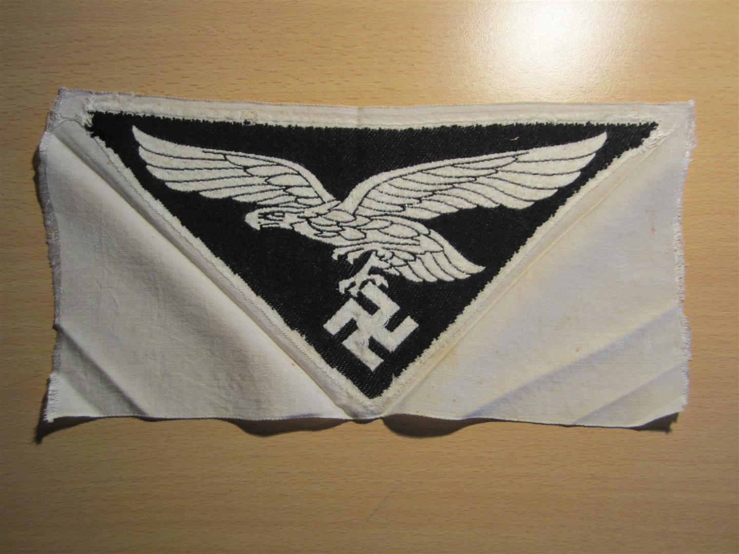 WW2 German WL Sports Vest Emblem