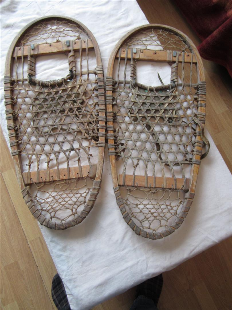 WW2 U.S. Army Snow Shoes