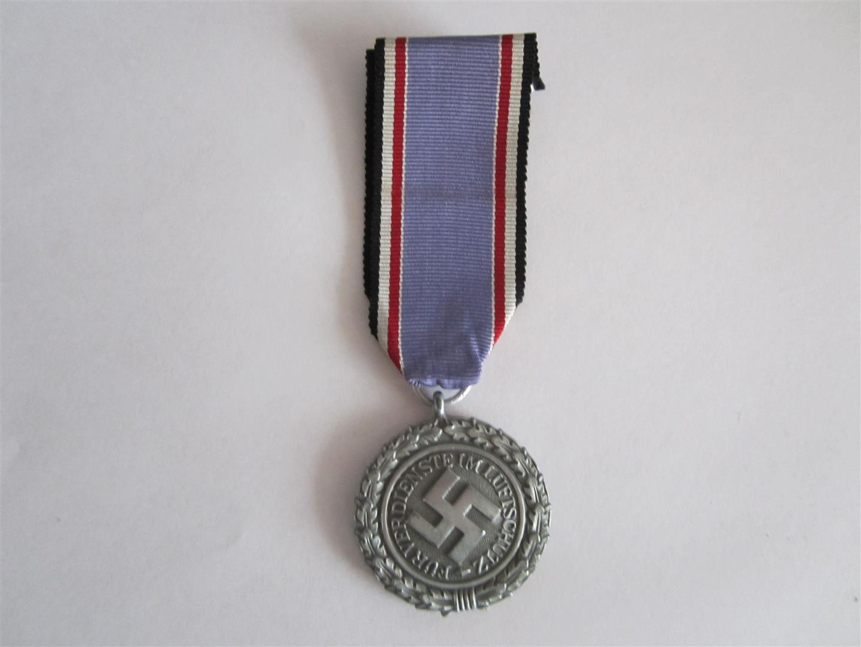 Captain Jacks Militaria Ww2 German Luftschutze Medal