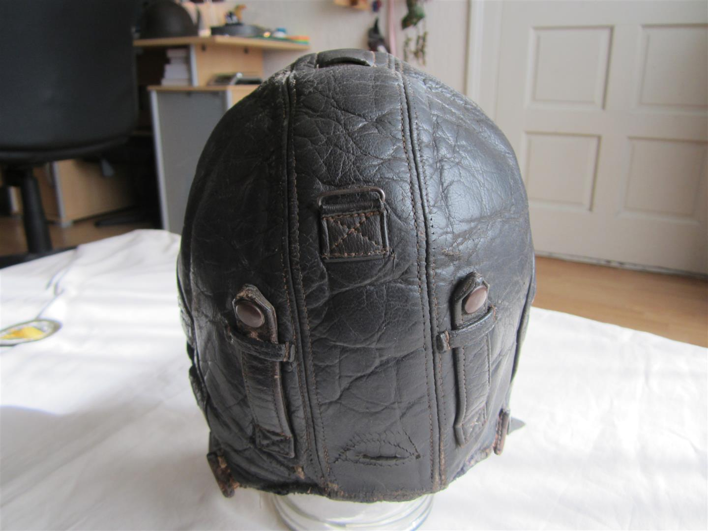 WW2 German WL Flying Helmet