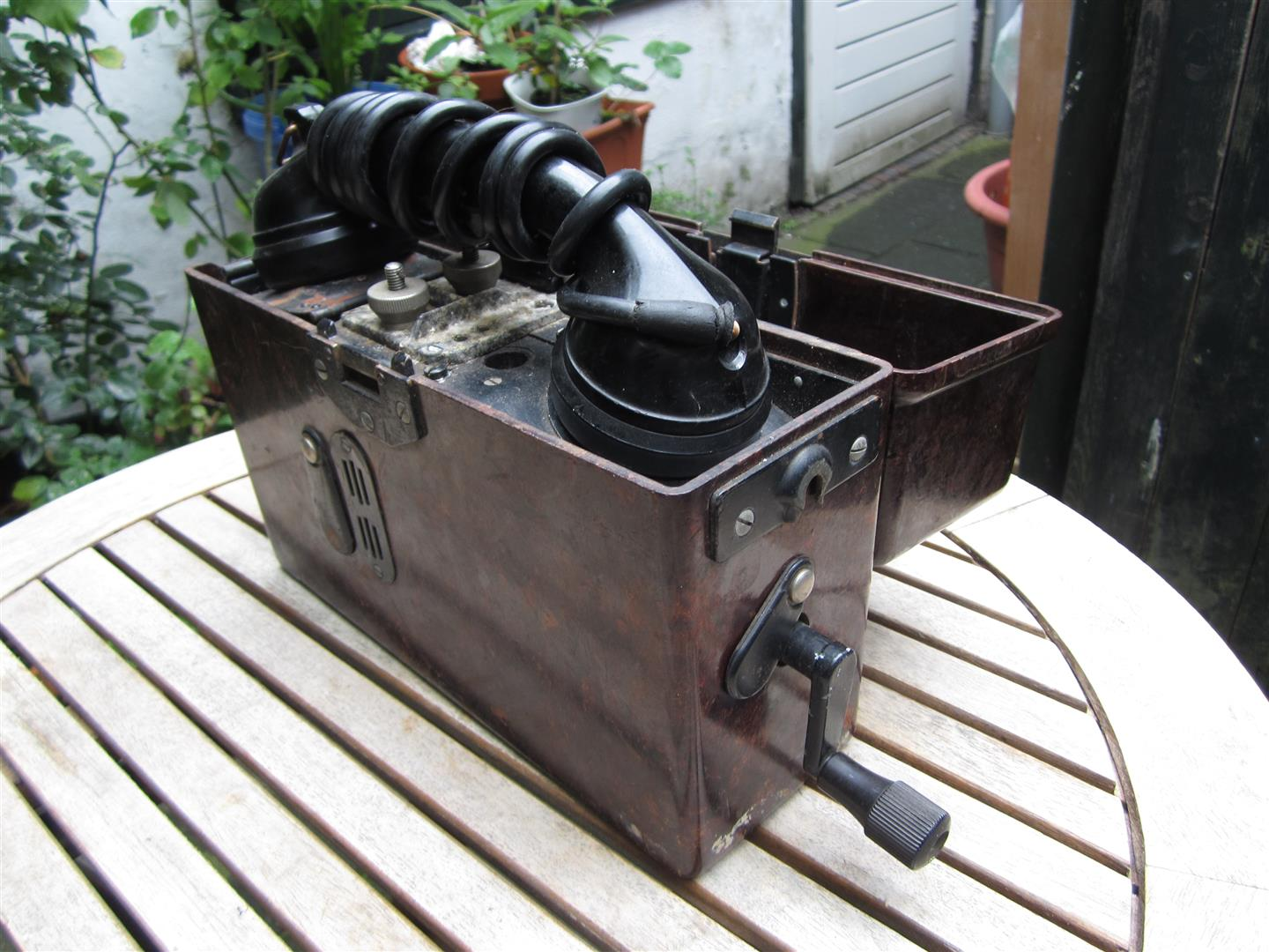 WW2 German Field Telephone