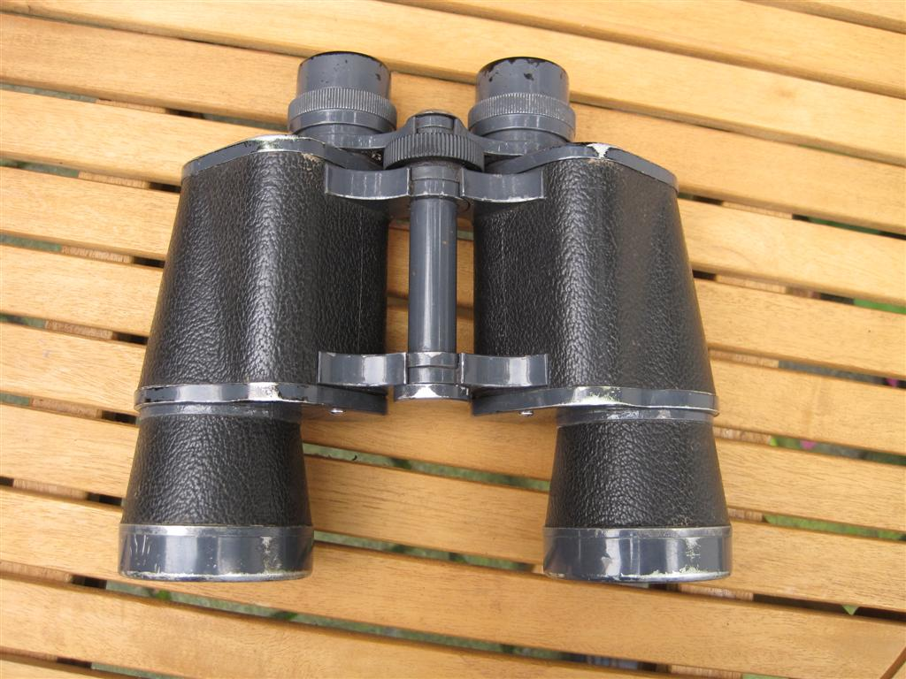 Captain Jacks Militaria - WW2 U.S. Army binoculars