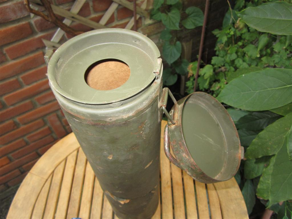 WW2 Nebelwerfer 35, 10cm Canister