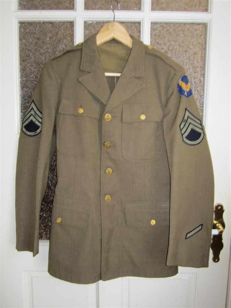 USAAF 4 Pocket Tunic