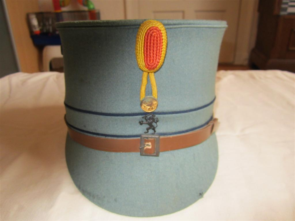 WW2 Dutch Infantry Kepi