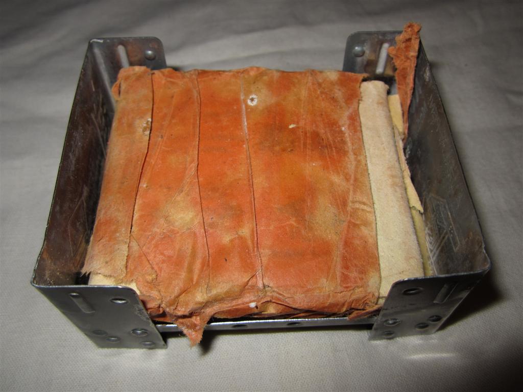 captain jacks militaria ww2 german antigas tablets losatin