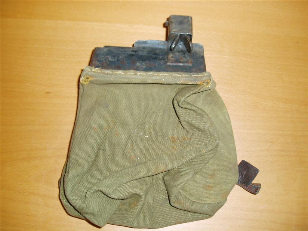 MG Ammunition Bag