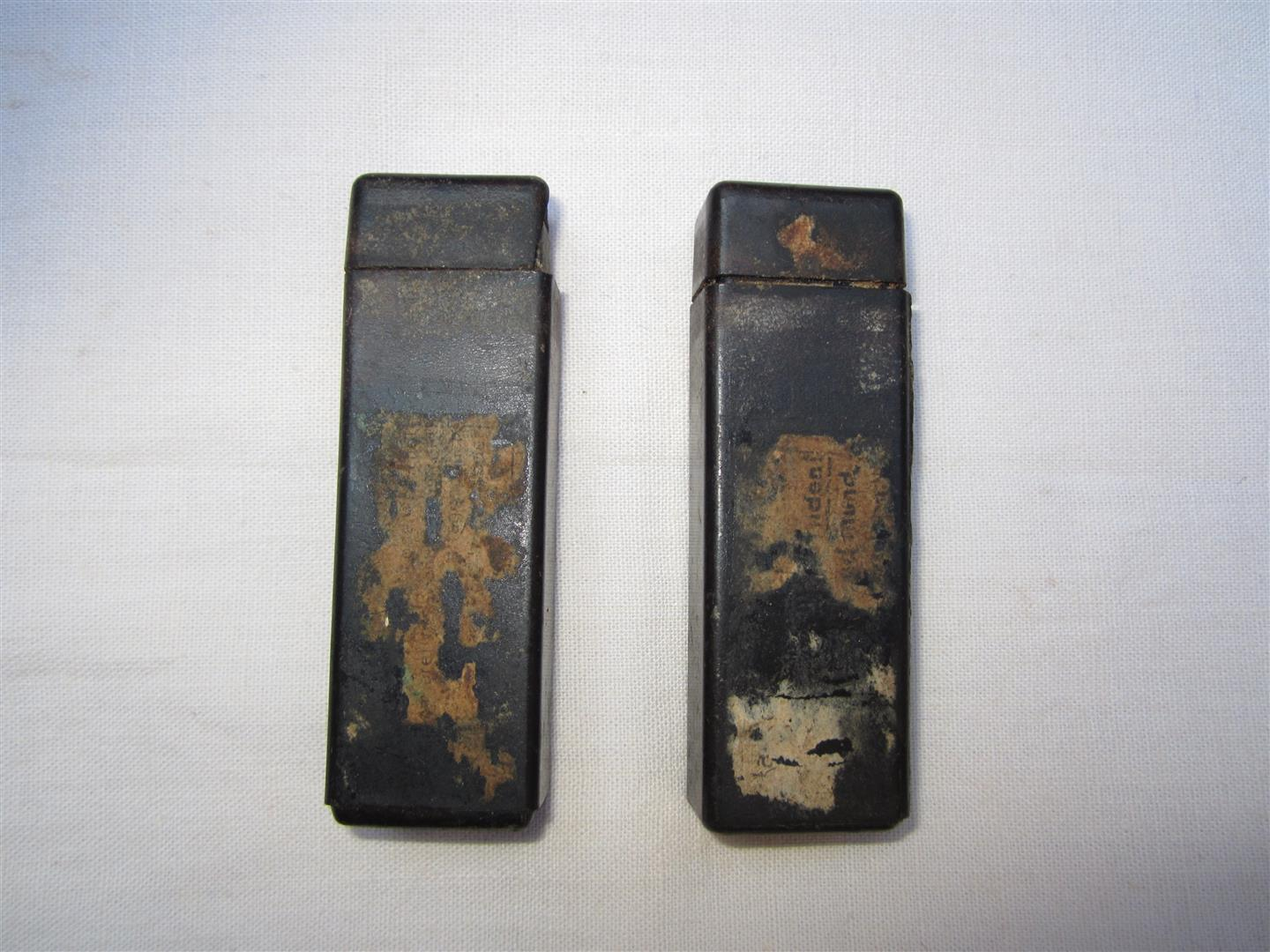 WW2 German antigas tablets 'Losatin'