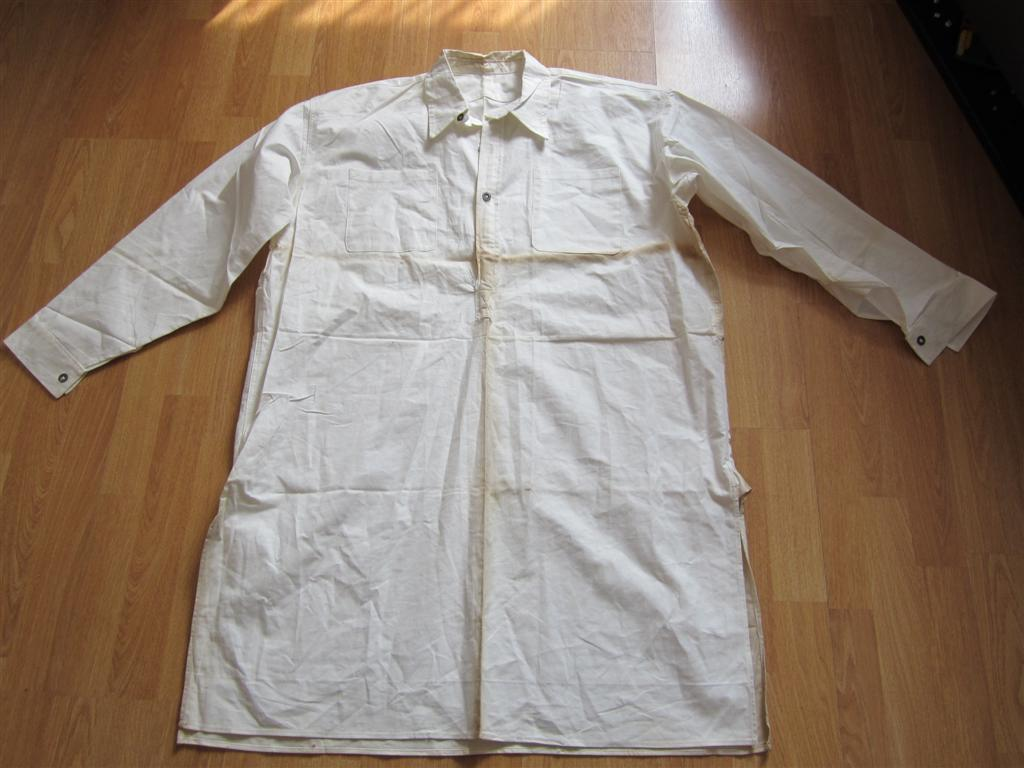 U.S. WW2 Medical Surgeon's Operation Overalls