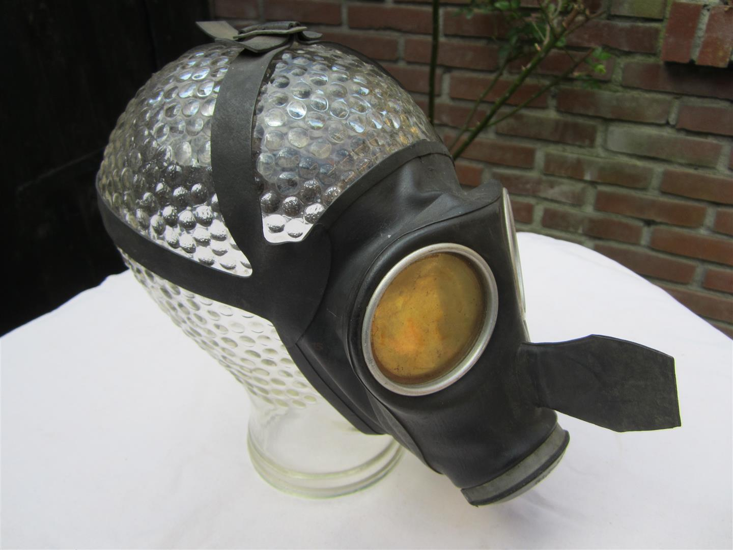 WW2 German Children's Gasmask