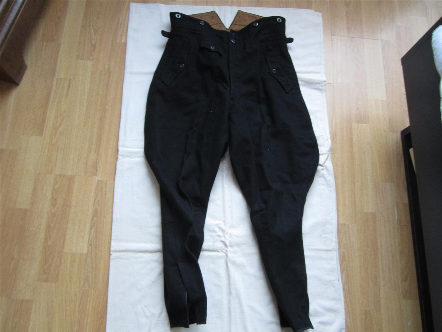 WW2 German NSKK Breeches