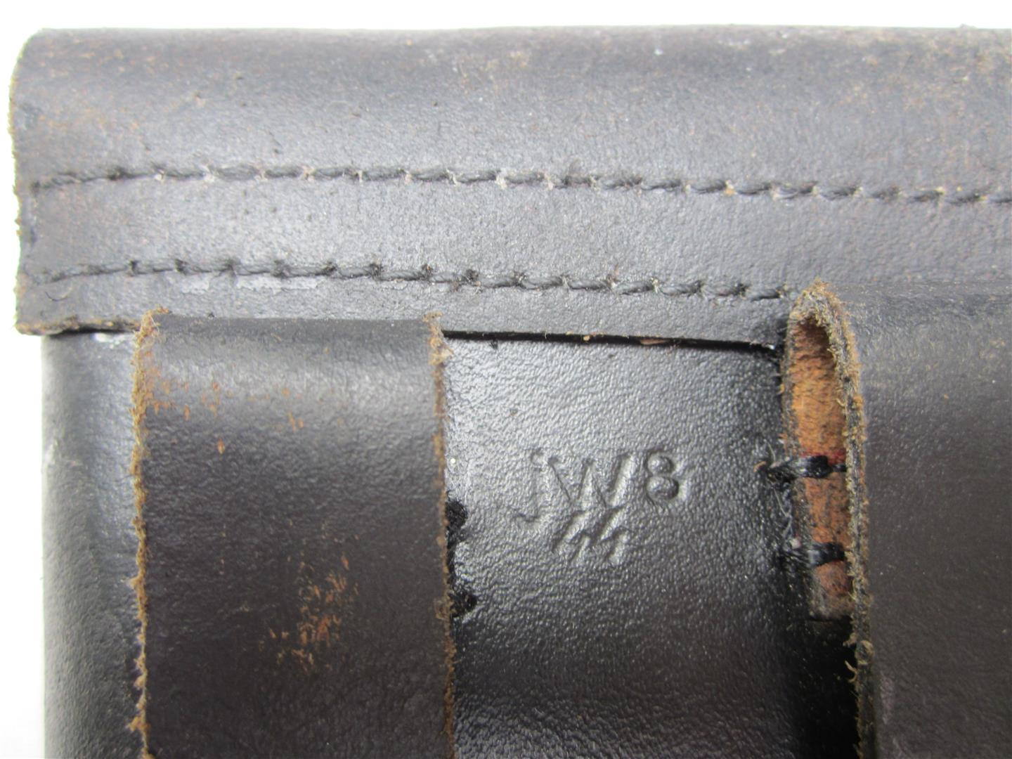 Captain Jacks Militaria - WW2 Walther P38 Holster, 1944
