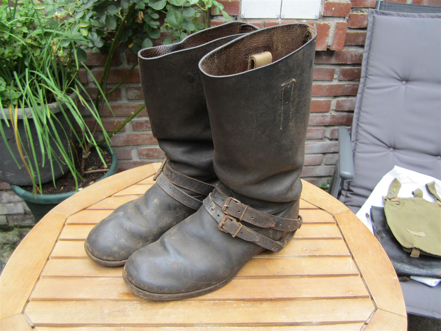 WW2 WH Pioneer Marching Boots