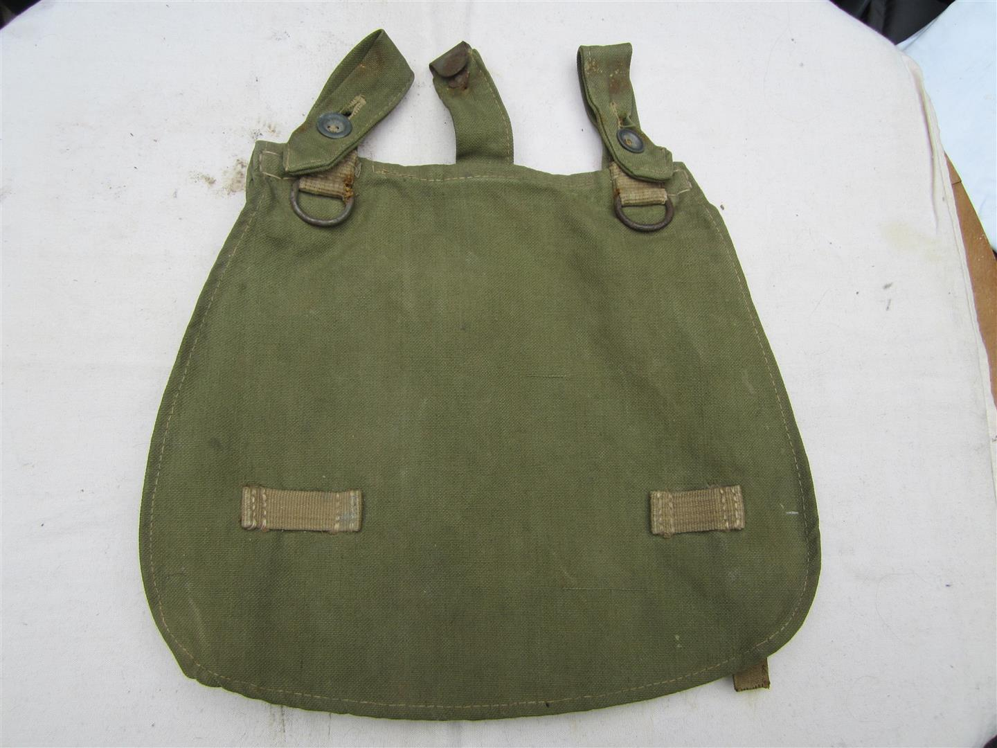WW2 'DAK' Breadbag