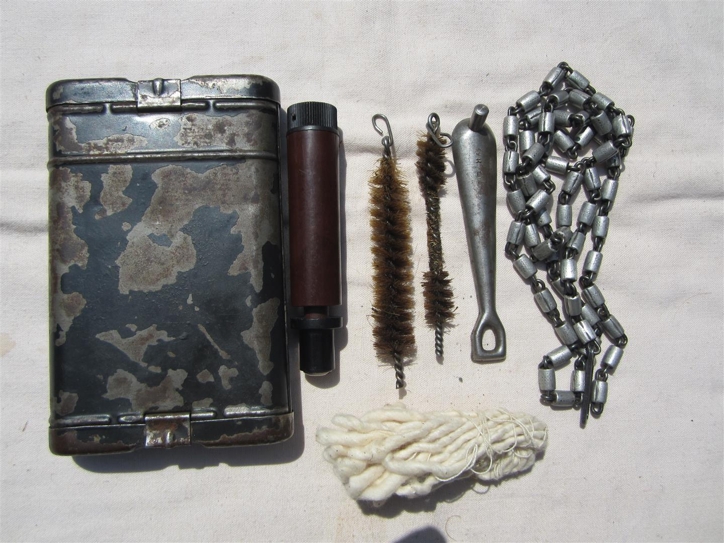 WW2 K98 Mauser Cleaning Kit