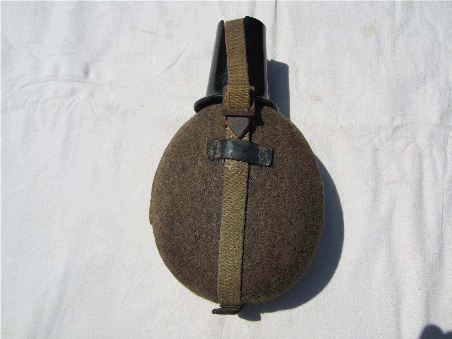 WW2 DAK Fieldbottle, 1941