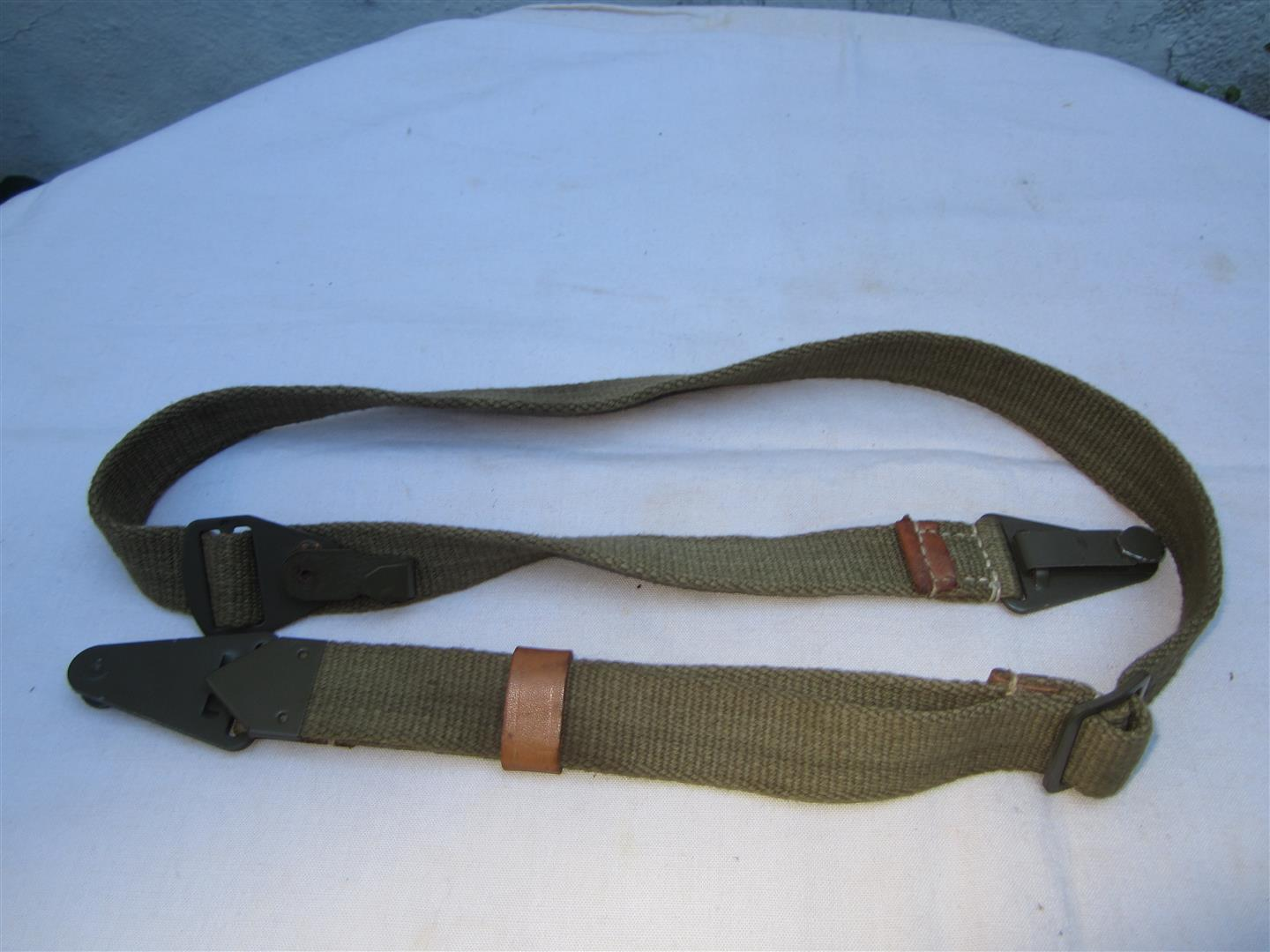 WH FF33 Field Telephone Strap - Czech Made