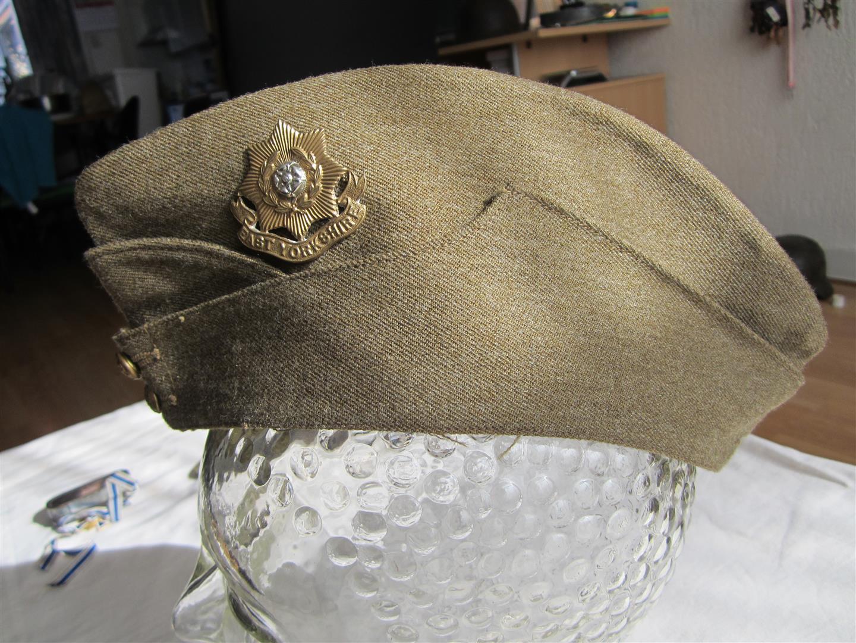 Captain Jacks Militaria - WW2 British Army Side Cap - East