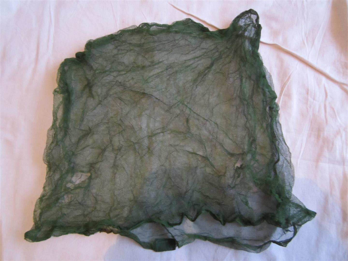 WW2 German Mosquito/Insect Net