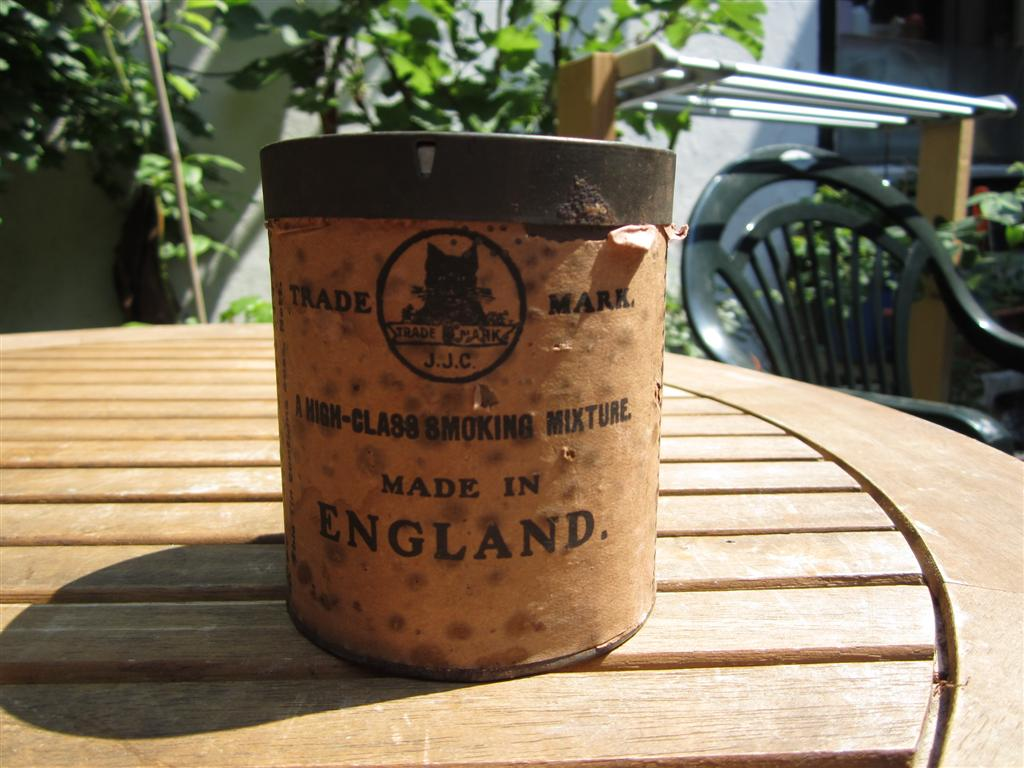 WW2 British Tobacco Tin