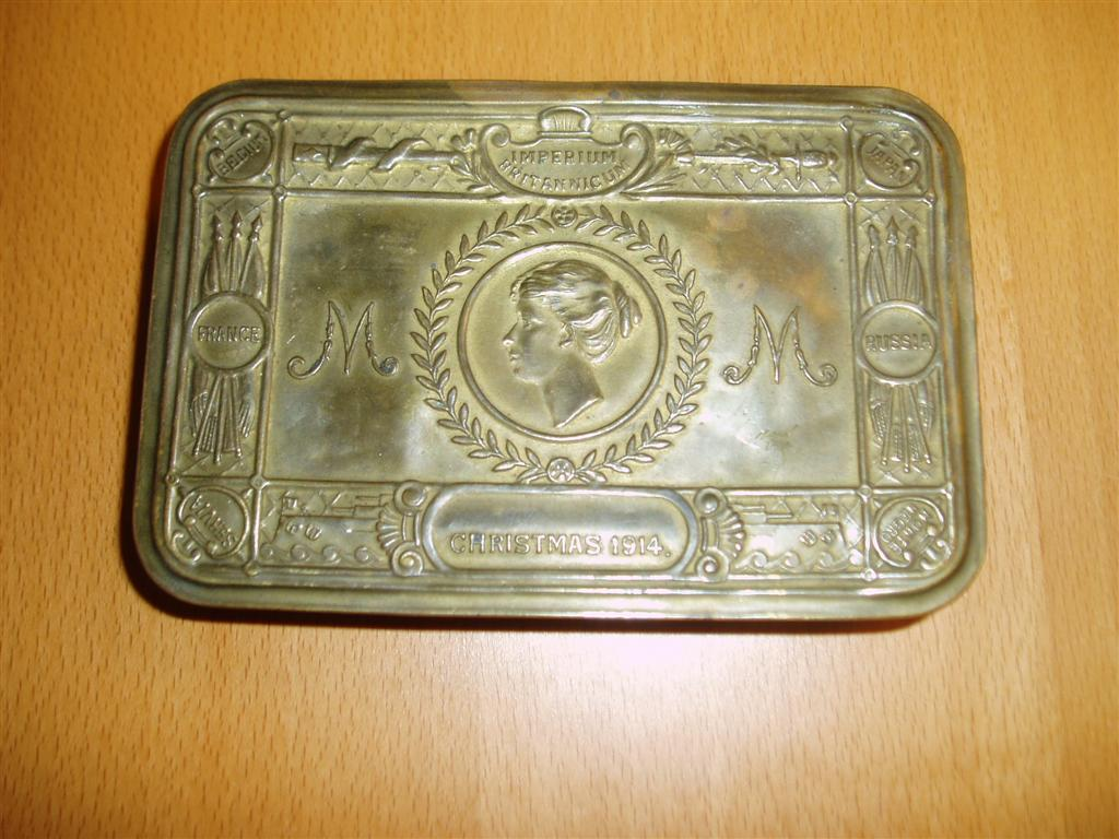 1914 Tobacco Tin