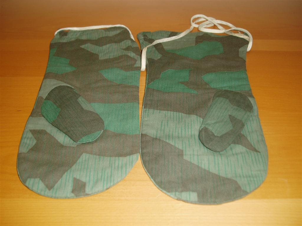 Splinter Cammo Gloves